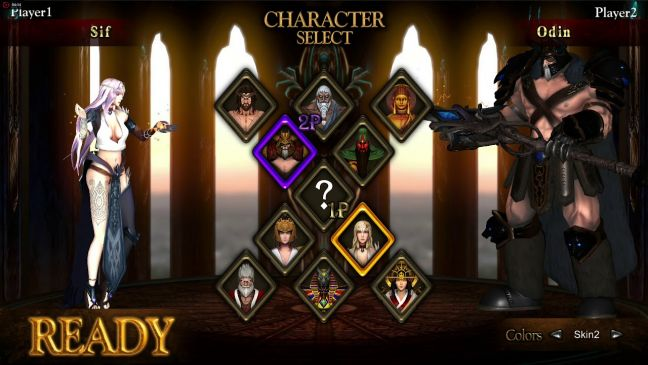 Fight of Gods - Screenshots - Bild 2