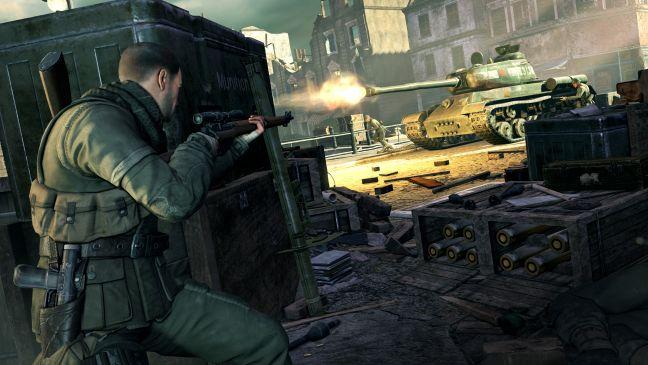 Sniper Elite V2 Remastered - Screenshots - Bild 2