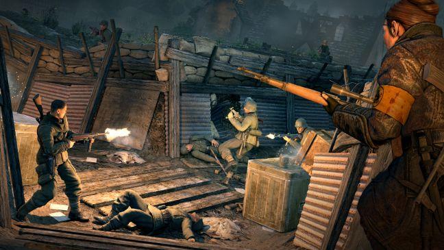 Sniper Elite V2 Remastered - Screenshots - Bild 4