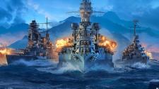 World of Warships: Legends - Test