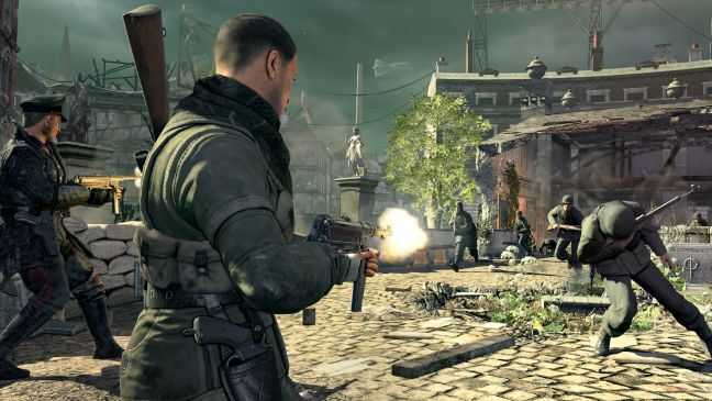 Sniper Elite V2 Remastered - Screenshots - Bild 3