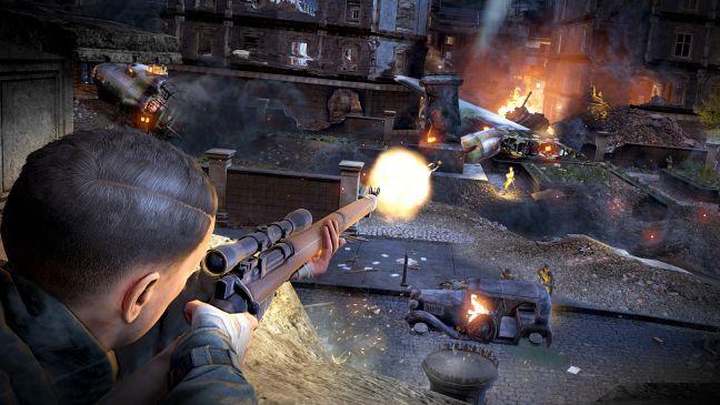 Sniper Elite V2 Remastered - Screenshots - Bild 11