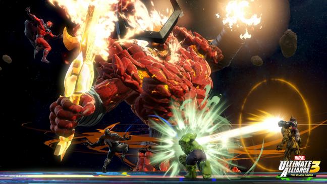 Marvel: Ultimate Alliance 3 - Screenshots - Bild 1