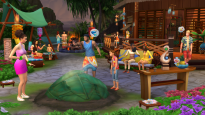 Die Sims 4: Inselleben - Screenshots - Bild 3
