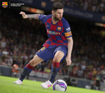 eFootball PES 2020 - Test