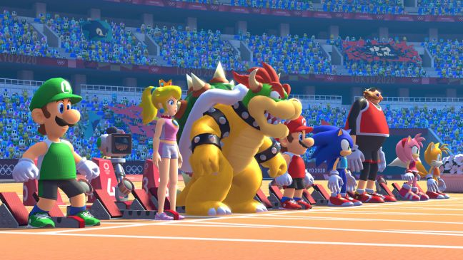 Mario & Sonic at the Olympic Games Tokyo 2020 - Screenshots - Bild 1