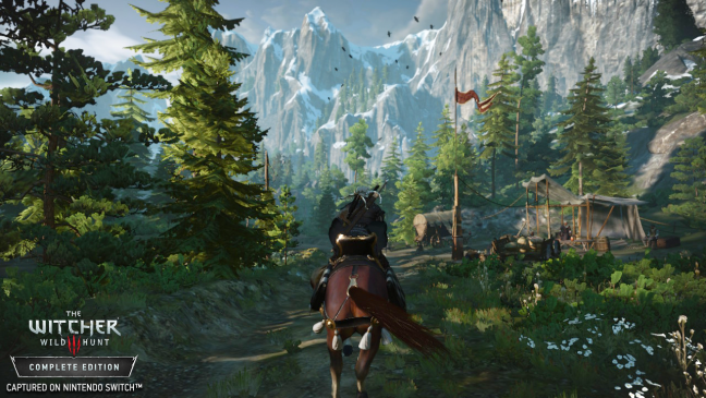The Witcher 3: Wild Hunt - Screenshots - Bild 1