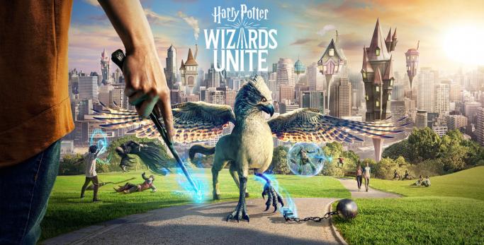 Harry Potter: Wizards Unite - Test