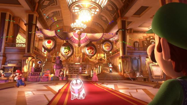 Luigi's Mansion 3 - Screenshots - Bild 1