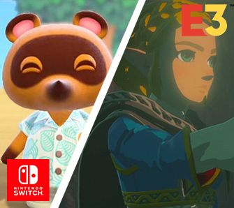 Top 11: Die besten Switch-Spiele der E3 - Special