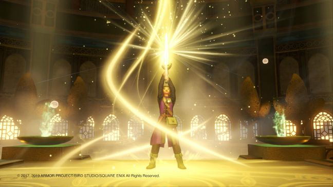 Dragon Quest XI: Echoes Of An Elusive Age - Screenshots - Bild 2