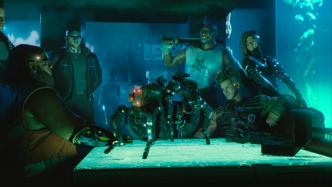 Cyberpunk 2077 - Screenshots - Bild 1