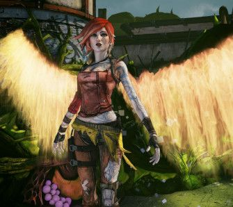 Borderlands 2: Commander Lilith & The Fight for Sanctuary - Test