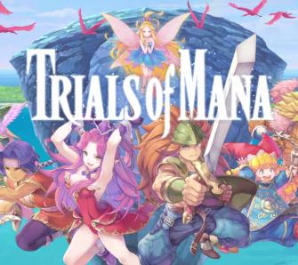 Trials of Mana - Test