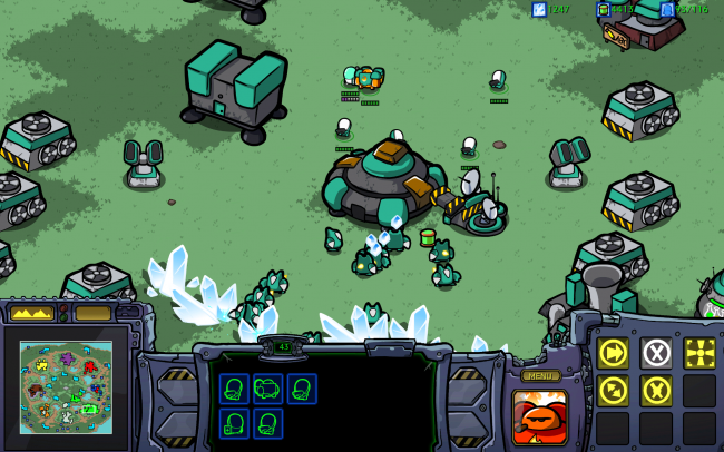 StarCraft: Cartooned - Screenshots - Bild 5