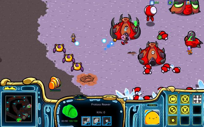StarCraft: Cartooned - Screenshots - Bild 4
