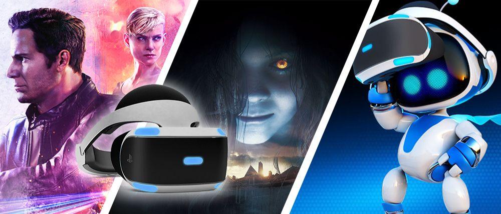 Die 10 besten Spiele für PlayStation VR