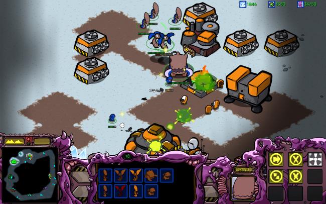 StarCraft: Cartooned - Screenshots - Bild 11