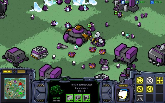 StarCraft: Cartooned - Screenshots - Bild 6