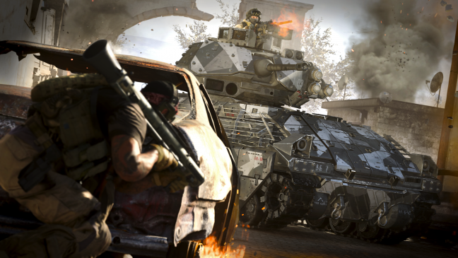 Call of Duty: Modern Warfare - Screenshots - Bild 9