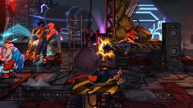 Streets of Rage 4 - Screenshots - Bild 10
