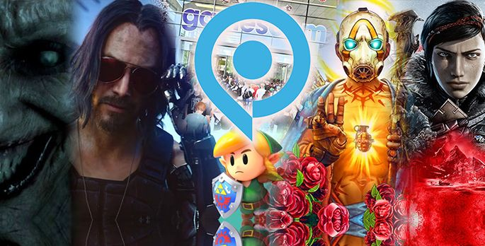 Gamescom 2019: Alle Publisher, alle Games - Special