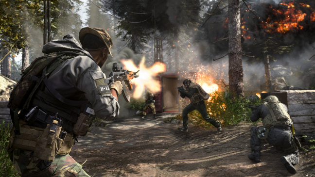 Call of Duty: Modern Warfare - Screenshots - Bild 1
