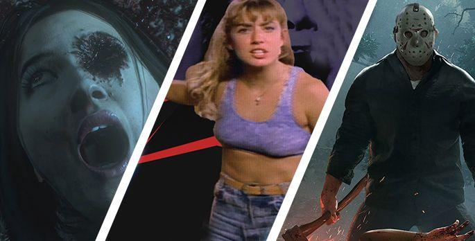 Top 10 Teenie-Horror-Spiele - Special