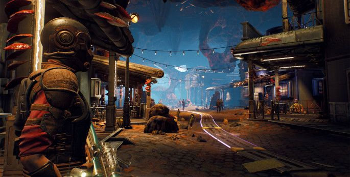 The Outer Worlds - Preview