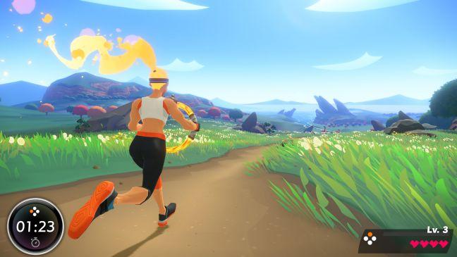 Ring Fit Adventure - Screenshots - Bild 1