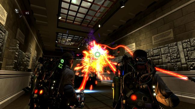 Ghostbusters: The Video Game Remastered - Screenshots - Bild 1