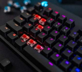 Logitech G Pro X Tastatur - Test