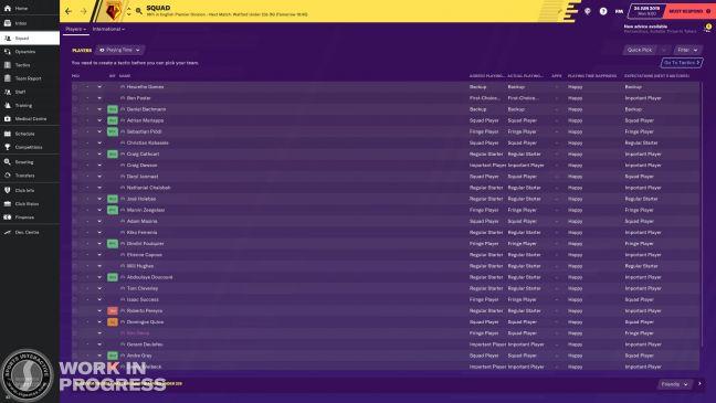 Football Manager 2020 - Screenshots - Bild 5