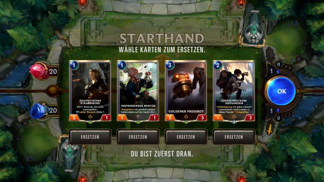 Legends of Runeterra - Screenshots - Bild 10