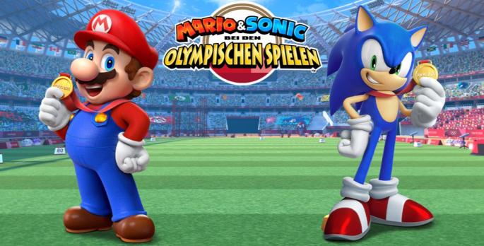 Mario & Sonic bei den Olympischen Spielen: Tokyo 2020 - Test