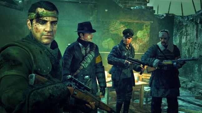 Zombie Army Trilogy - Screenshots - Bild 1