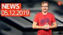 Gameswelt News 05.12.2019 - Mit Xbox Scarlett und Star Wars Battlefront 2!