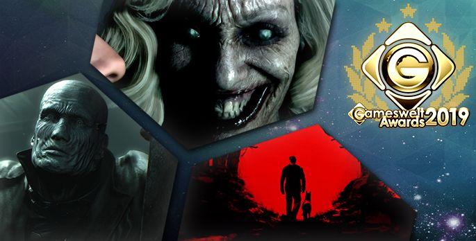 Bestes Horrorspiel - Gewinnspiel