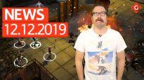 Gameswelt News 12.12.2019 - Mit Wasteland 2 und den Game Awards 2019!