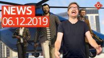 Gameswelt News 06.12.2019 - Mit GTA Online und den Game Awards!