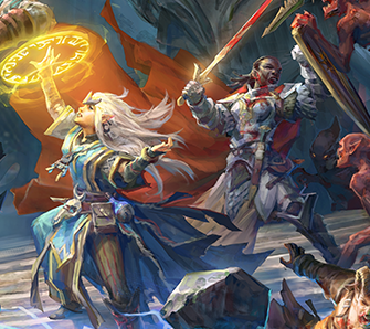 Pathfinder: Wrath of the Righteous - Preview