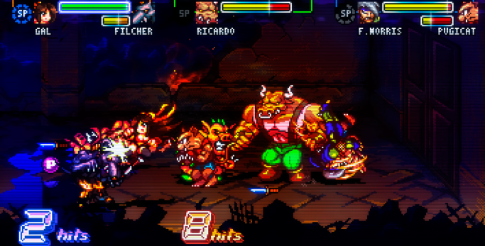 Fight'N Rage - Test