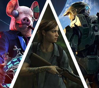 20 Spiele 2020, die wir am liebsten sofort spielen wollen - Special