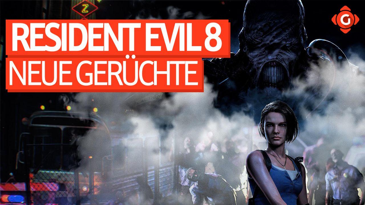 Gameswelt News 29.01.2020 - Mit Resident Evil 8 und Half-Life: Alyx