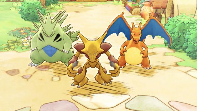 Pokémon Mystery Dungeon: Rescue Team DX - Screenshots - Bild 31