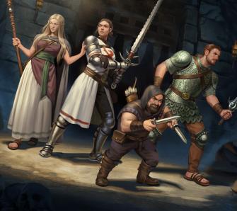Das schwarze Auge: Book of Heroes - Preview