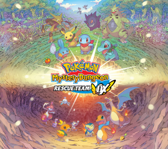 Pokémon Mystery Dungeon: Rescue Team DX - Screenshots