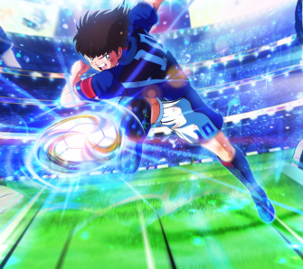Captain Tsubasa: Rise of New Champions - Test