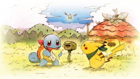 Pokémon Mytersy Dungeon: Rescue Team DX - Artworks - Bild 1