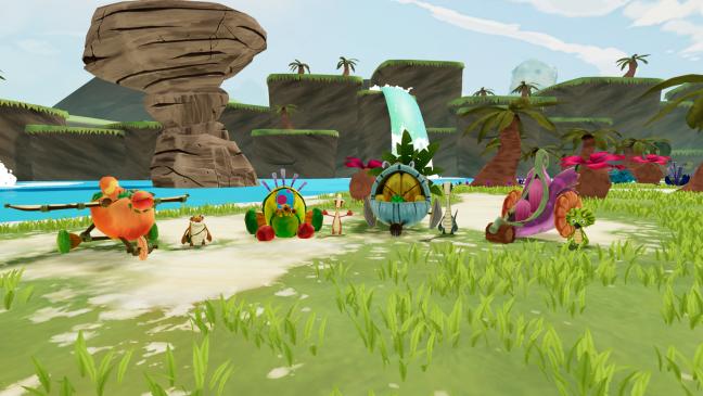 Gigantosaurus: Das Spiel - Screenshots - Bild 4